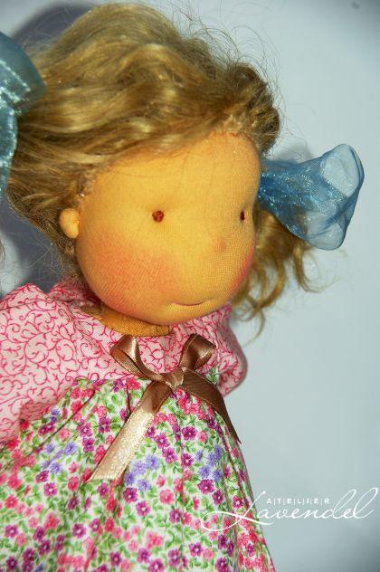 Atelier Lavendel Puppen