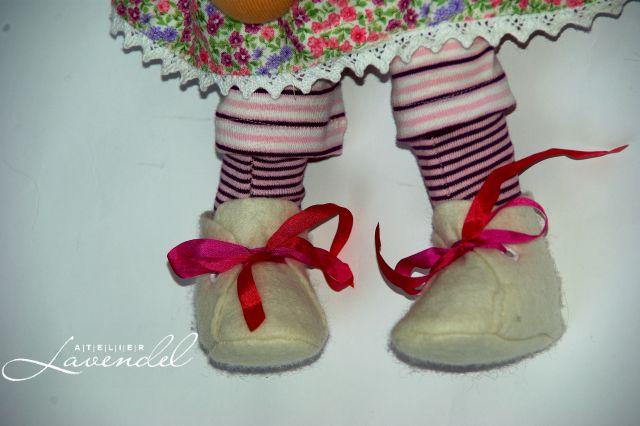 handmade OOAK dolls, custom dolls clothes by Atelier Lavendel
