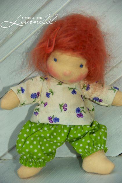 Waldorf boy doll: Waldorfdolls by Atelier Lavendel