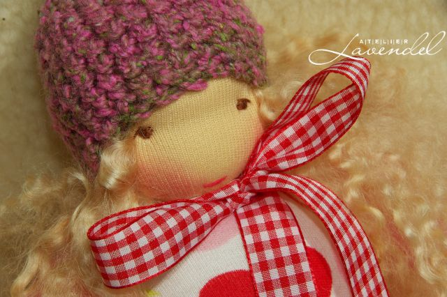 Handmade Cuddle Dolls by Atelier Lavendel