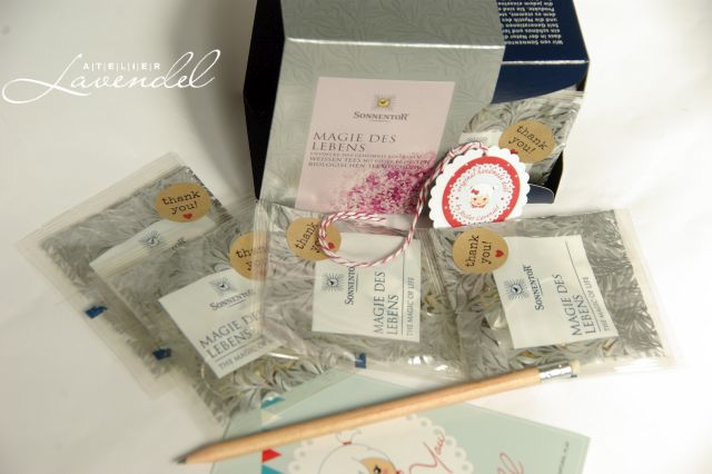Packaging by Atelier Lavendel