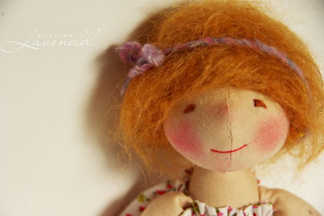 art dolls by Atelier Lavendel