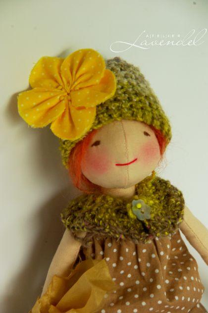 art dolls for sale by Atelier Lavendel