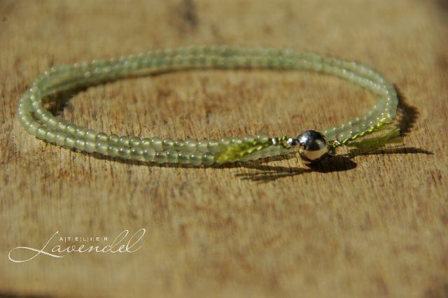 handmade gemstones jewellery by Atelier Lavendel