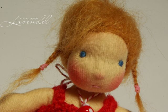 Waldorf dolls by Atelier Lavendel