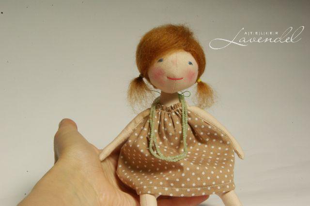 OOAK art dolls by Atelier Lavendel