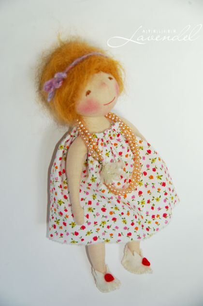 rtg art dolls by Atelier Lavendel. Handmade in Germany