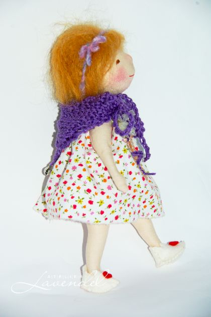 rtg art dolls by Atelier Lavendel. Handmade in Germany.