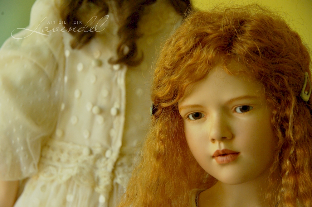 Handmade OOAK Art Doll: International Doll Festival in Neustadt 2016: art doll vy Vera Scholz
