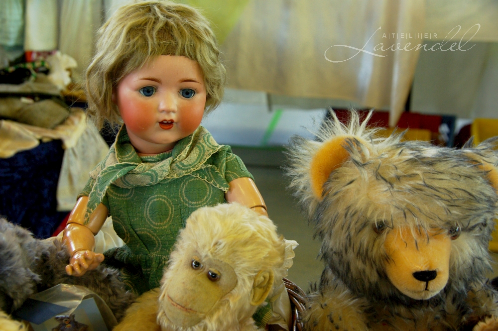 Handmade OOAK Art Doll: International Doll Festival in Neustadt 2016
