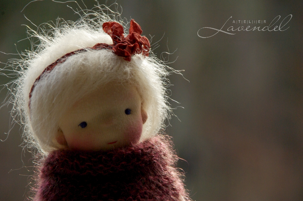 waldorf dolls open imaginative play: OOAK all natural Waldorf inspired dolls by Atelier Lavendel. Safe and fun. Handmade in Germany.