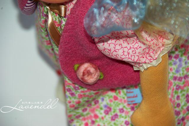 handmade OOAK dolls, Puppenkleidung by Atelier Lavendel