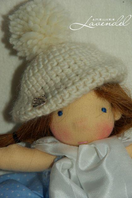 ooak waldorf doll , Waldorf Dolls by Atelier Lavendel, Bella