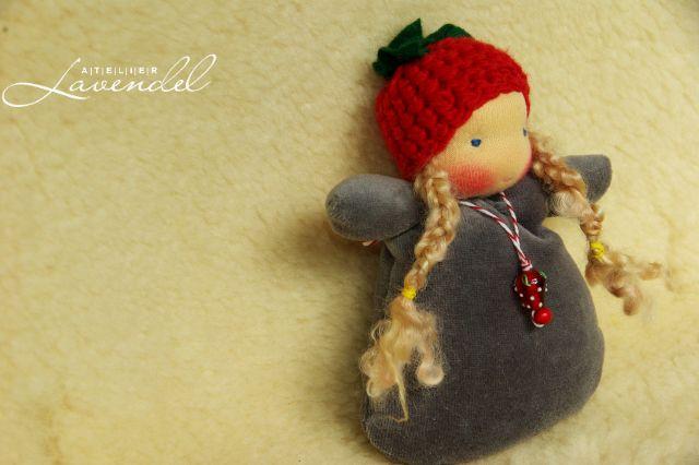 Waldorf Wichtel Puppe by Atelier Lavendel
