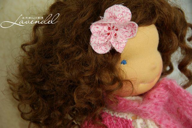 OOAK Waldorf Dolls by Atelier Lavendel