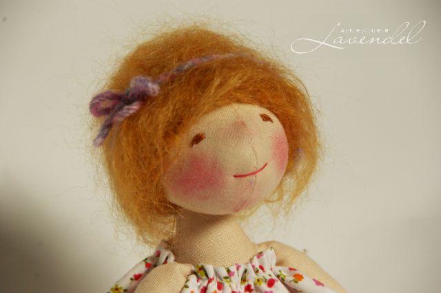 handmade dolls by Atelier Lavendel