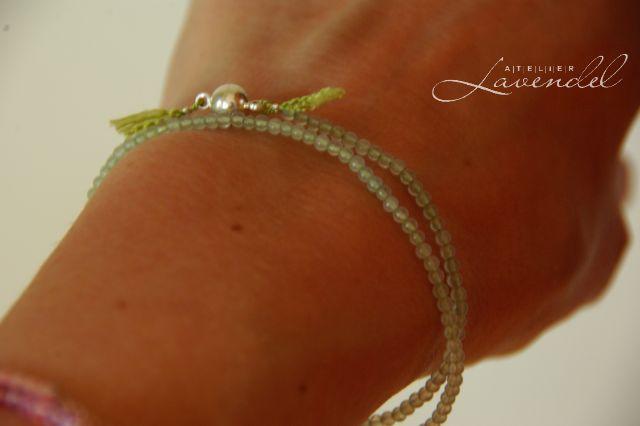 handmade gemstones jewellery Atelier Lavendel