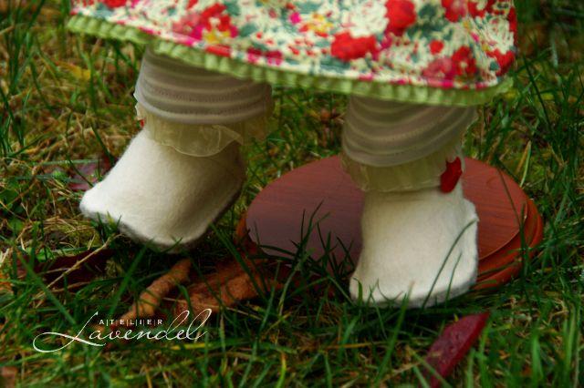Waldorf dolls for sale by Atelier Lavendel. Handmade in Germany.