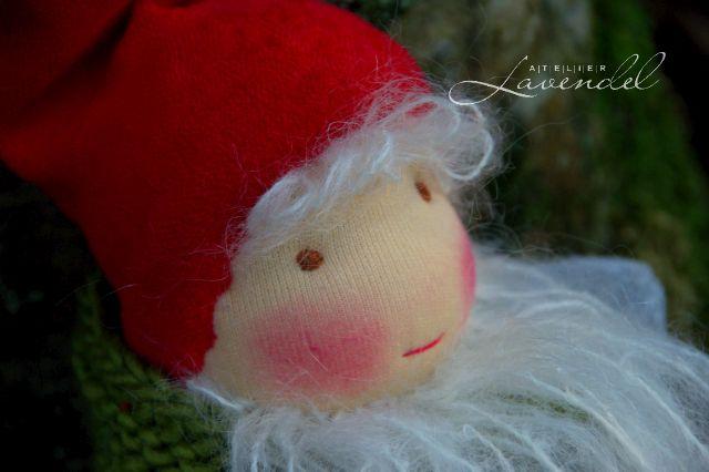 Waldorf Wichtel Puppen aus dem Atelier Lavendel