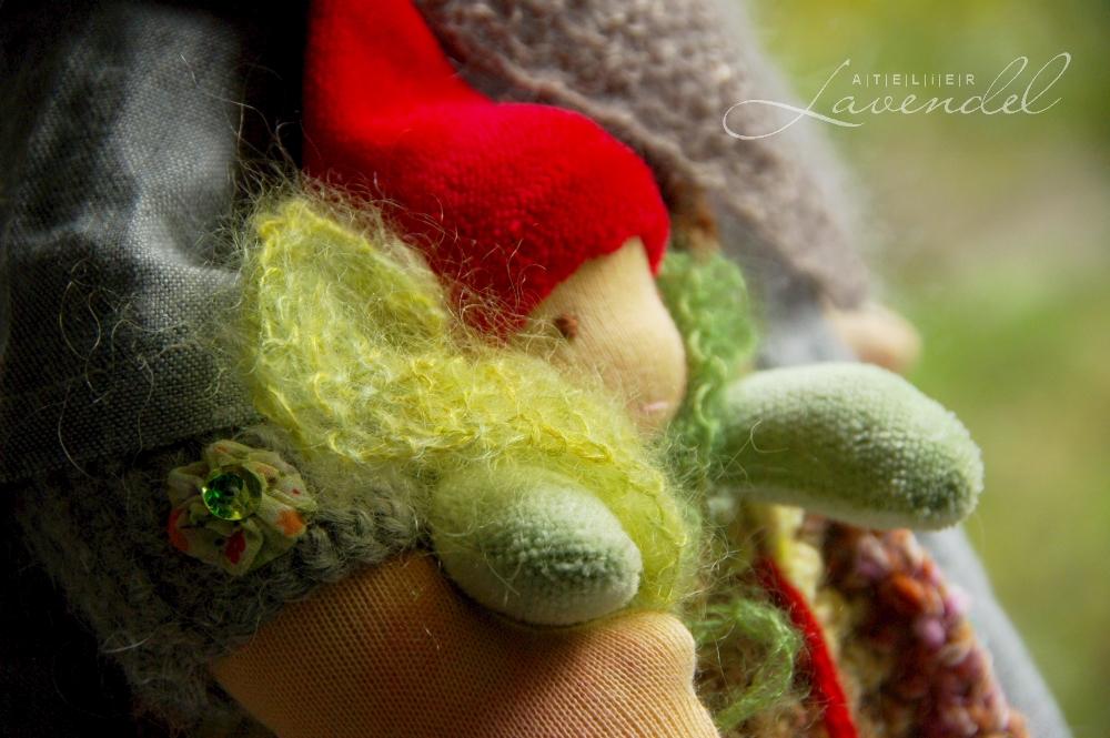 ooak Waldorf dolls handmade: meet Tonya and Swenn by Atelier Lavendel. Lovingly handmade using organic high quality materials, ready to play.