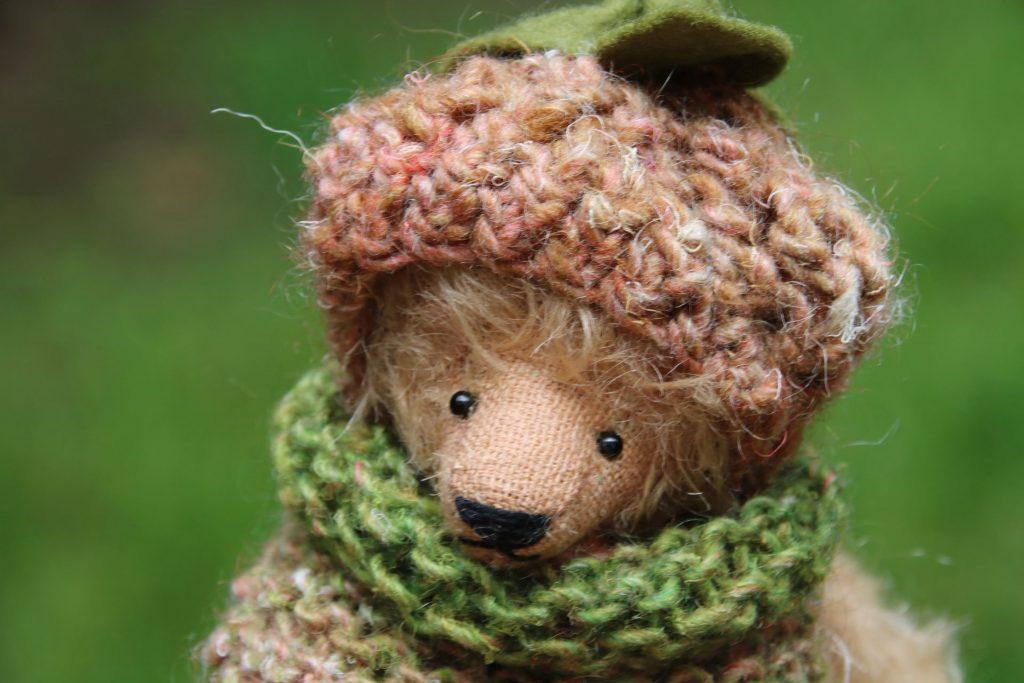 Atelier Lavendel artist teddy bear